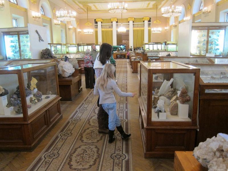 Fersman Museum 4
