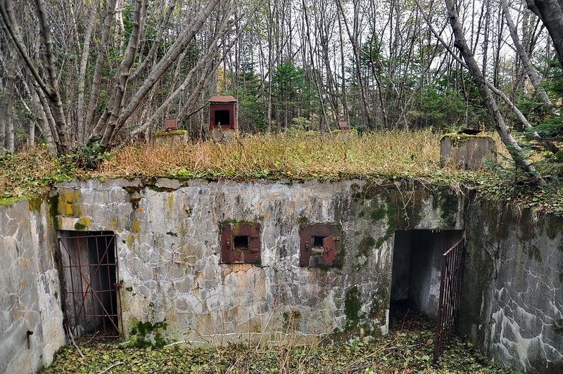 A Fortification In De Kastri Fortified Area