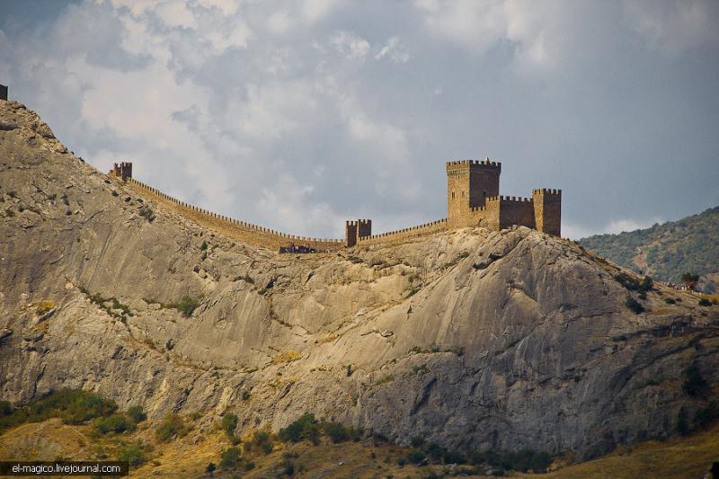 Genoese Castle 1
