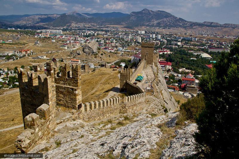 Genoese Castle 12
