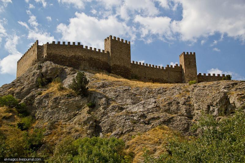 Genoese Castle 2