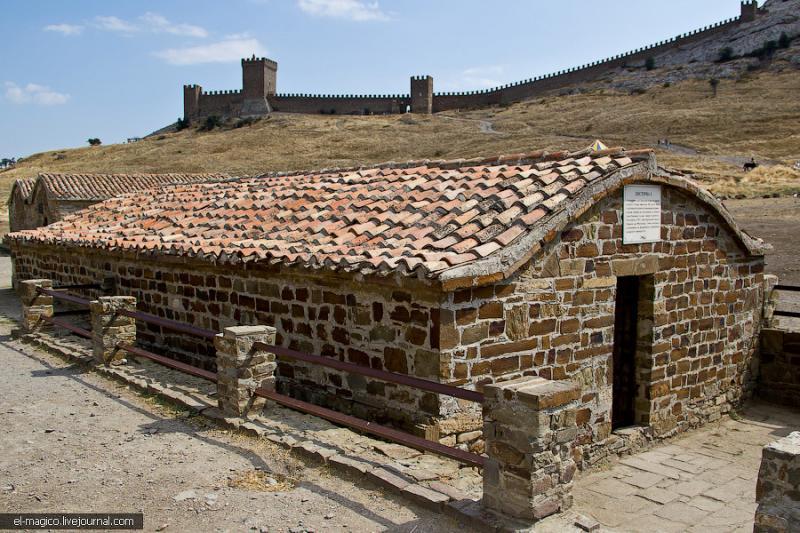 Genoese Castle 22