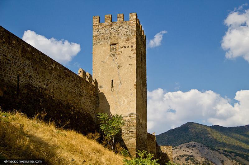 Genoese Castle 3