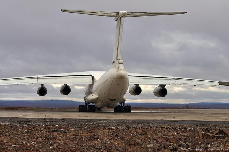 Exploring the Ilyushin Il-76TD
