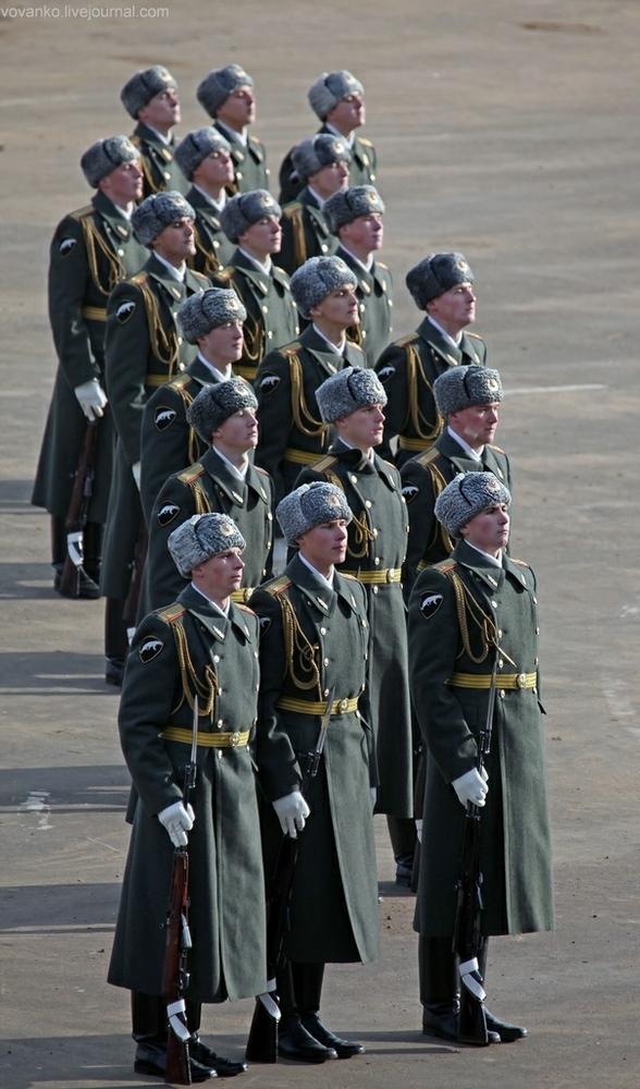Military Maneuvers In Krasnoarmeysk