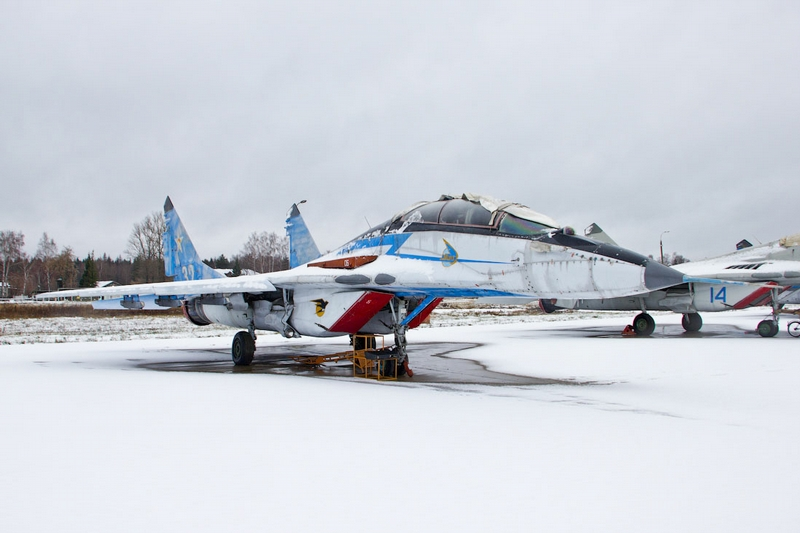 Air Base In Kubinka
