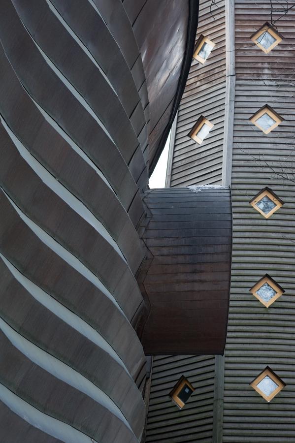First House Of Architect Totan Kuzembaev