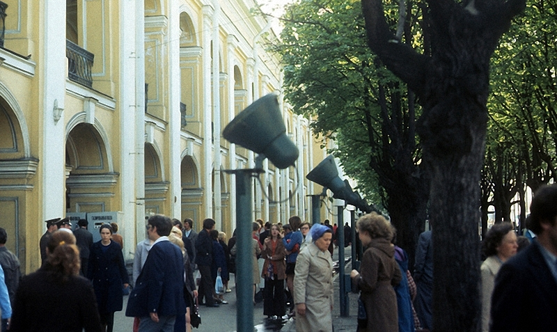 Photos of Retro Leningrad Taken By Foreign Travellers