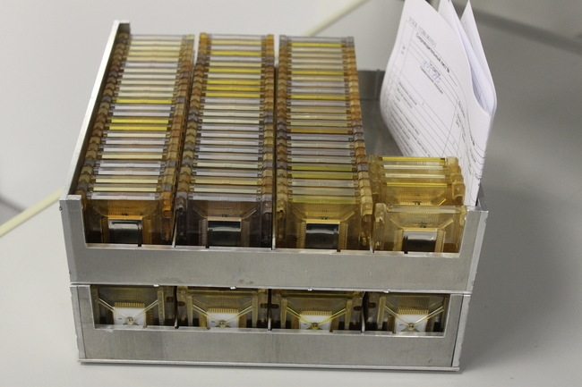 Microchips For Russian Armed Forces