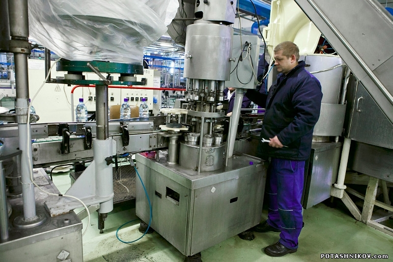Soft Drinks Production In Minsk
