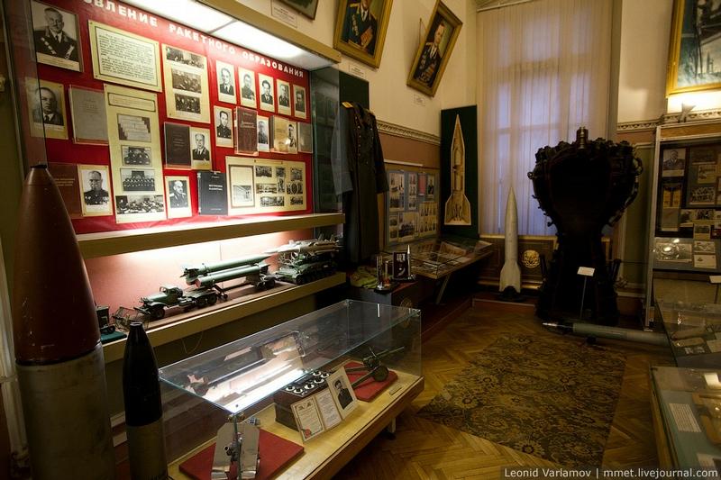 History And Cosmonautics Museum