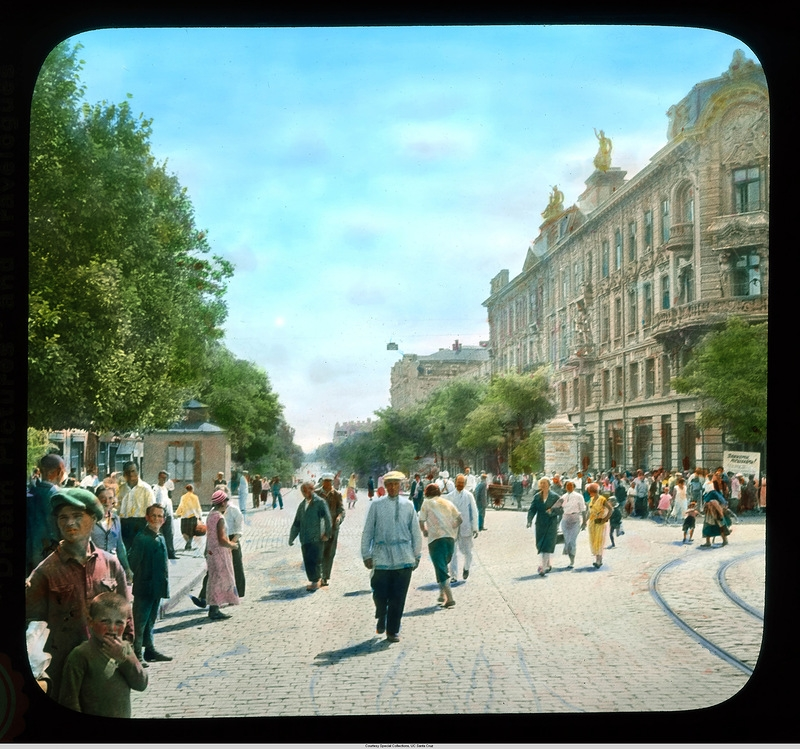 Odessa Of 1931 In Color [20 photos]