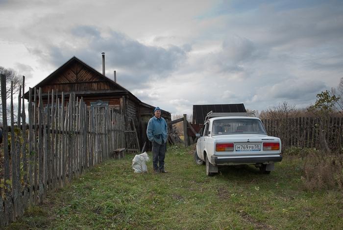 The Last Villager of Leonidovka