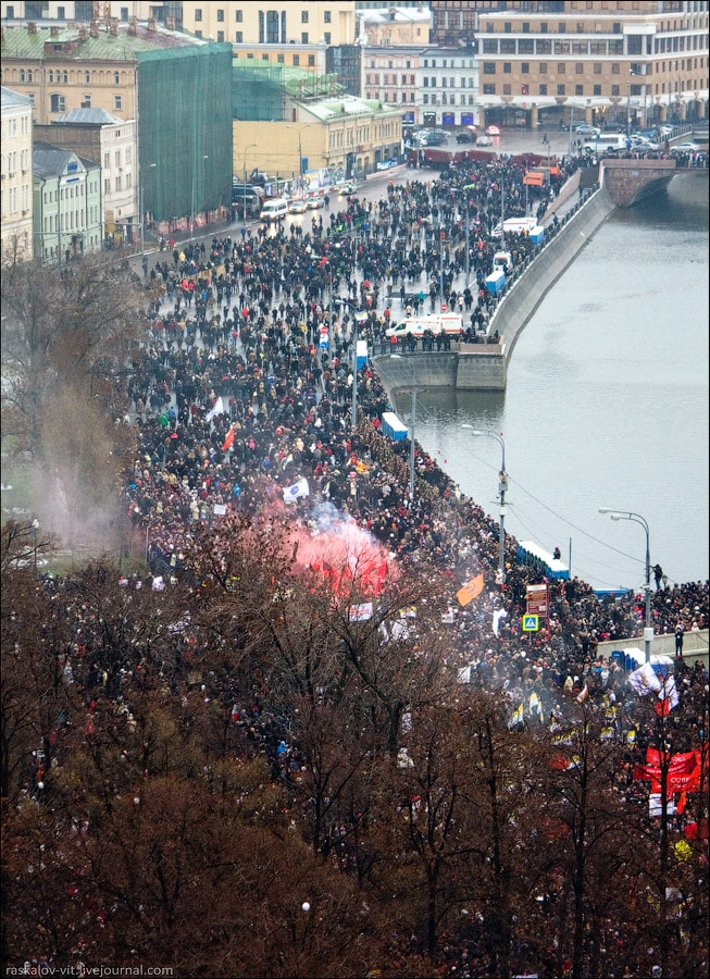 Moscow Yesterday