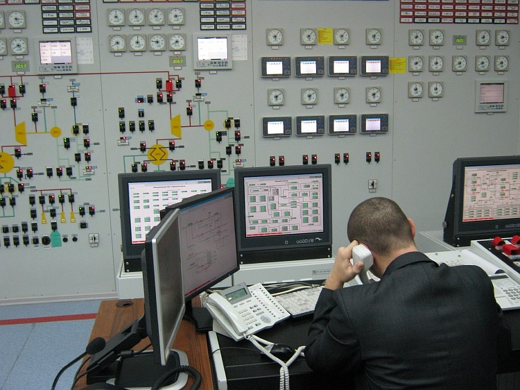 Excursion to the Rostov Nuclear Power Plant