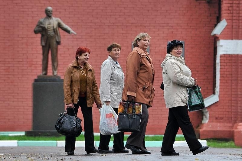 Life In Russia By A. Petrosian, Part 2
