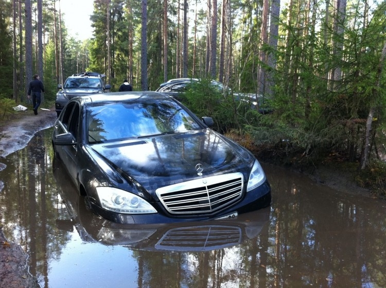 News From Russian Roads, Part 46