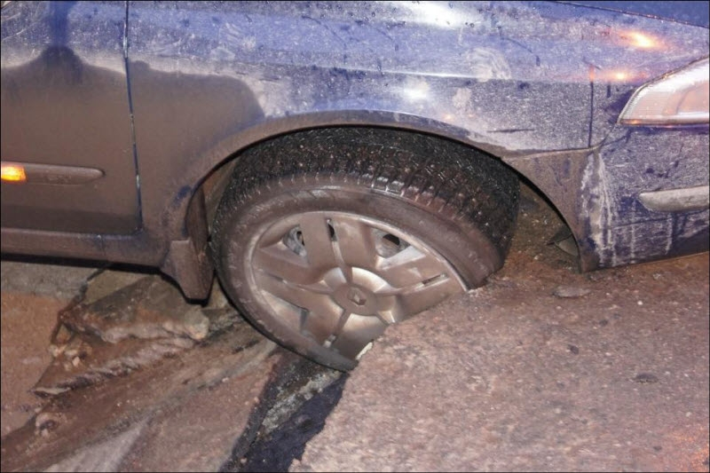 News From Russian Roads, Part 47