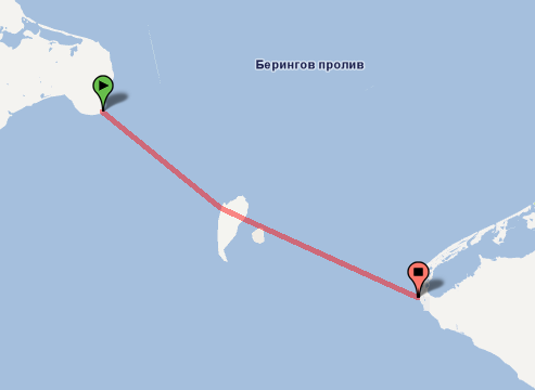 Getting Connected To Russky Island