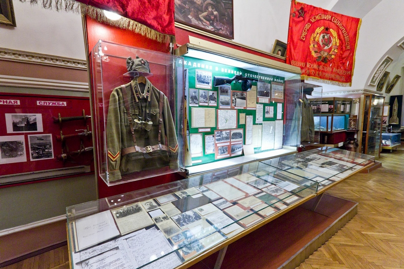 A Visit to the Museum of Strategic Missile Forces Academy