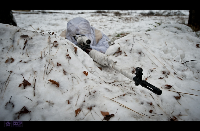 What It Is Like To Be A Sniper