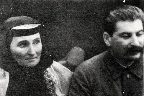 Joseph Stalins Parents She named me Joseph in honor