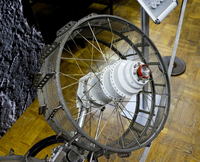 Guided tour to The Museum Of Soviet And Russian Technology
