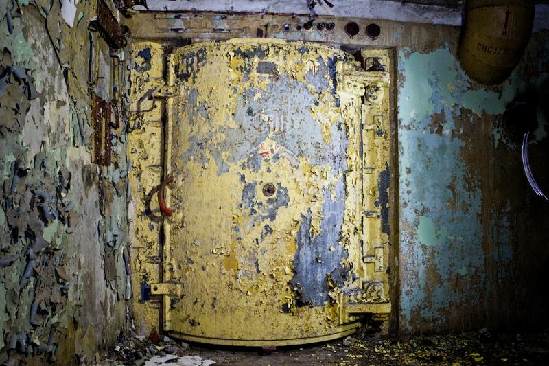 A Secret Bunker Of The Bialowieza Forest
