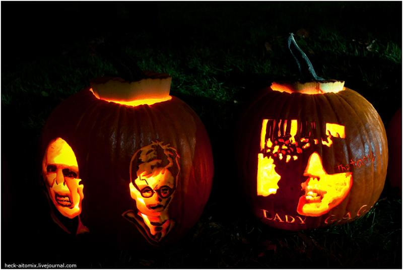 Toronto Pumpkins 4