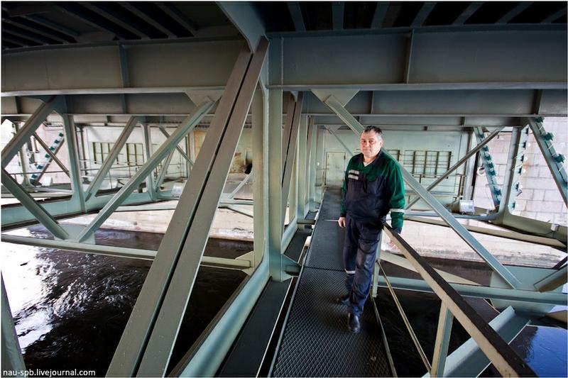 Responsible For Trinity Bridge, St. Petersburg