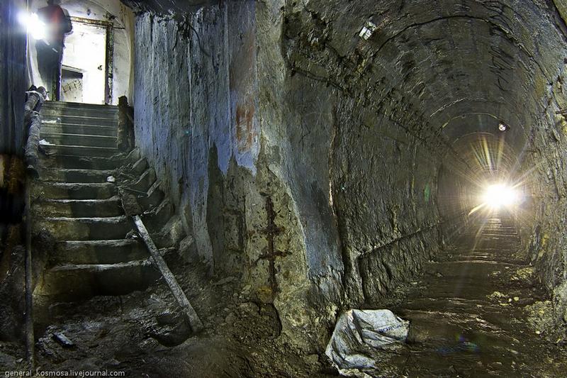 Underground Tunnel of Odessa