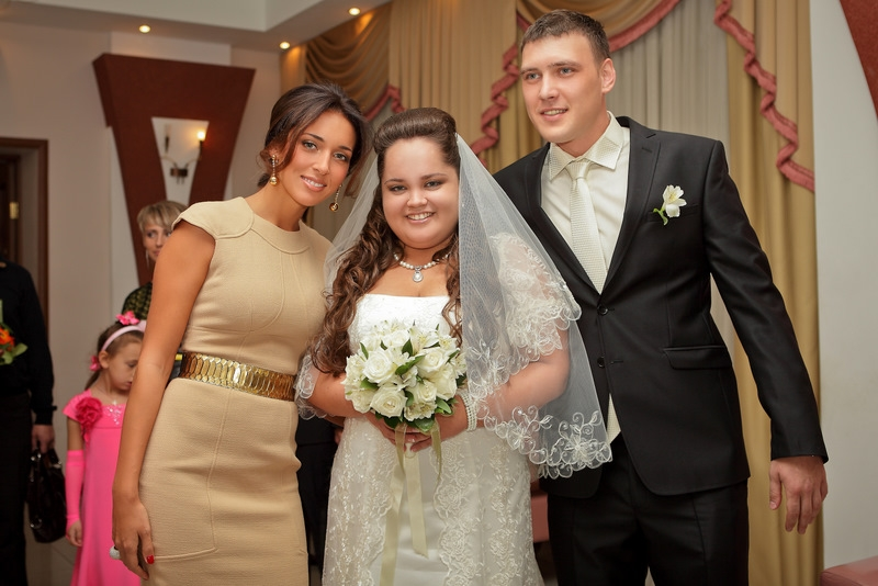фото прически алсу свадебная