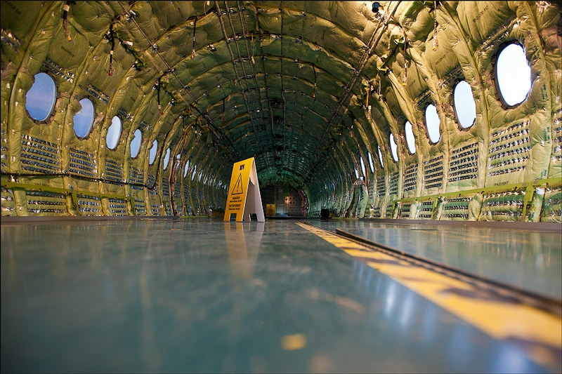 Assembly Of Sukhoi Superjet