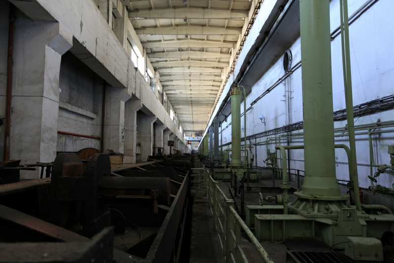 Zhigulevskaya HPP, Part 2