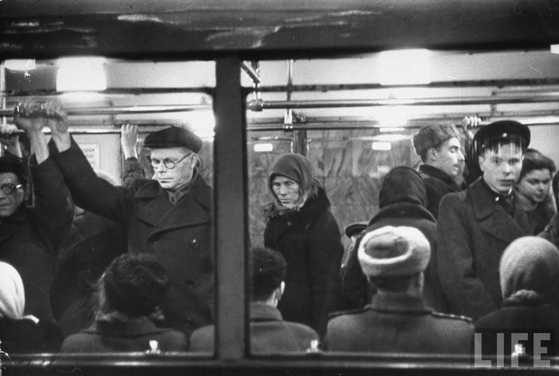 Postwar Moscow: Huge Collection of Photos