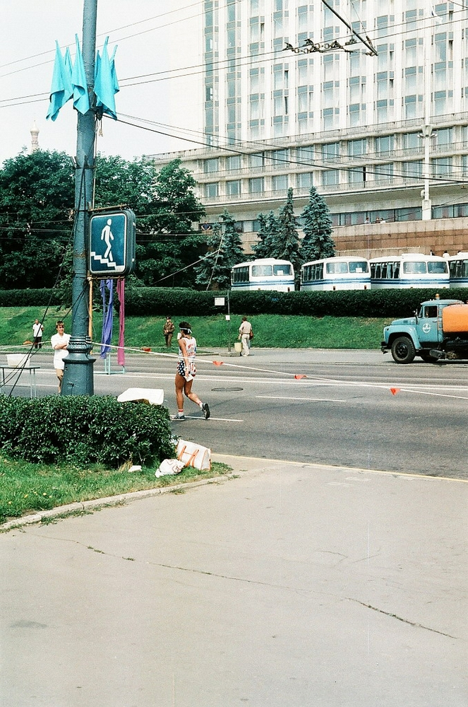 Moscow: Thirty Years Later