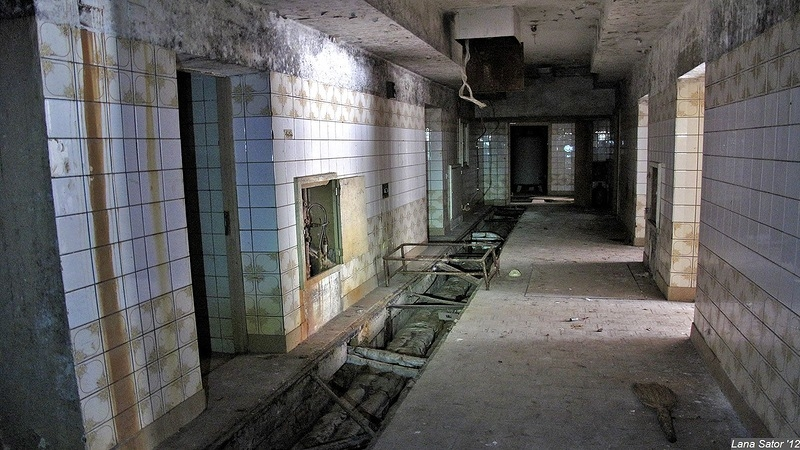 Abandoned Childrens Hospital English Russia