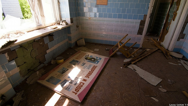 Exploring Abandoned Hospitals
