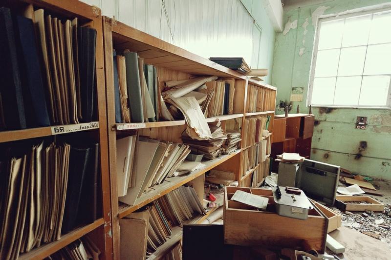 Abandoned Soviet Plant [30 photos]