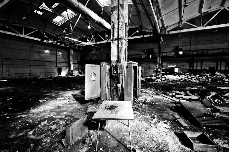 Abandoned 19th-Century Factory In Saint Petersburg