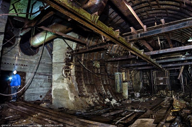 The Abandoned Undeground City