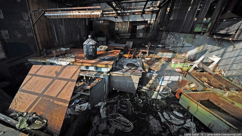 Abandoned Foundry Number 6