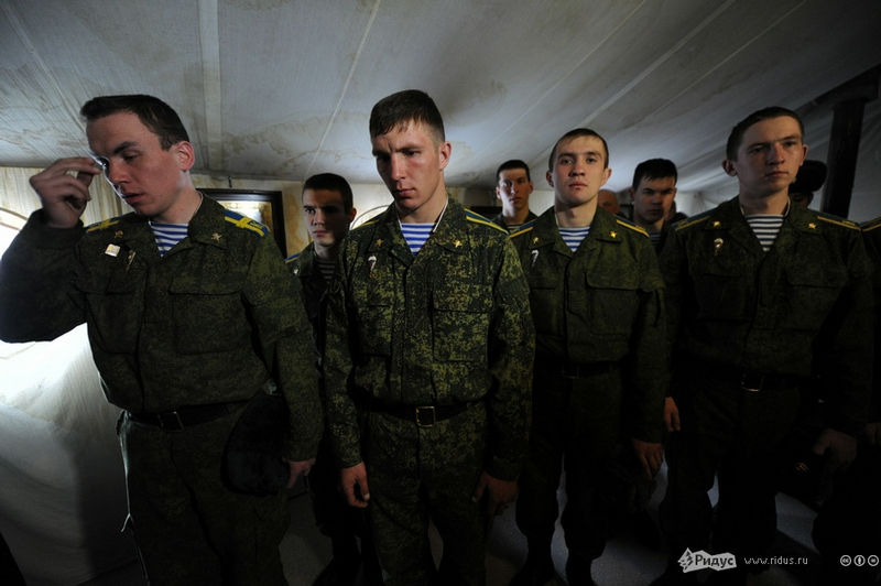 Military Exercises For Priests