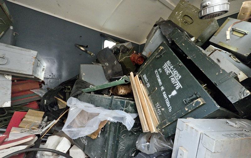 Place Left By Pilots