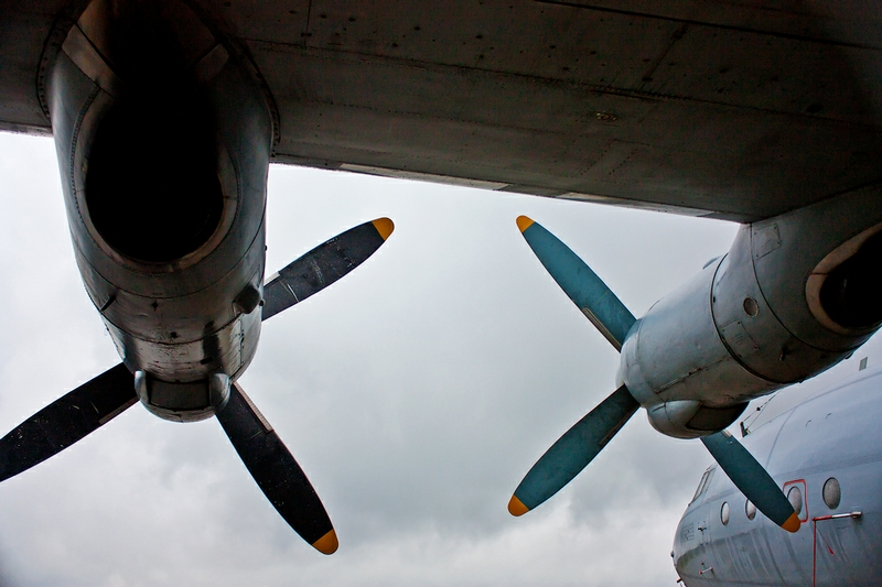 An-12 From Different Angles