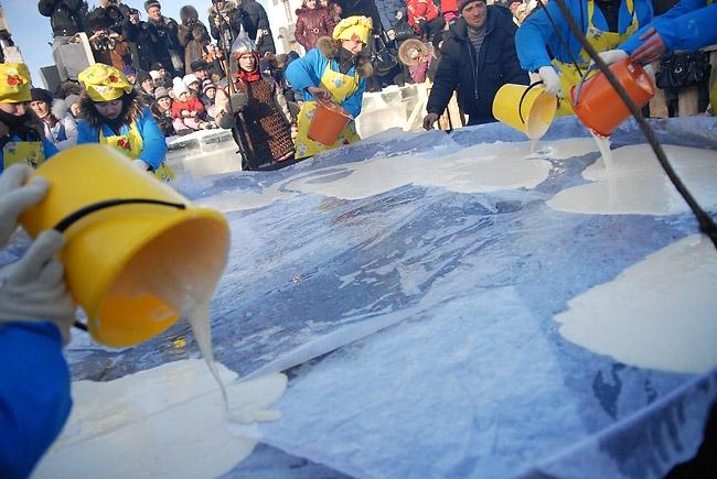 Annual King Pancake Fail