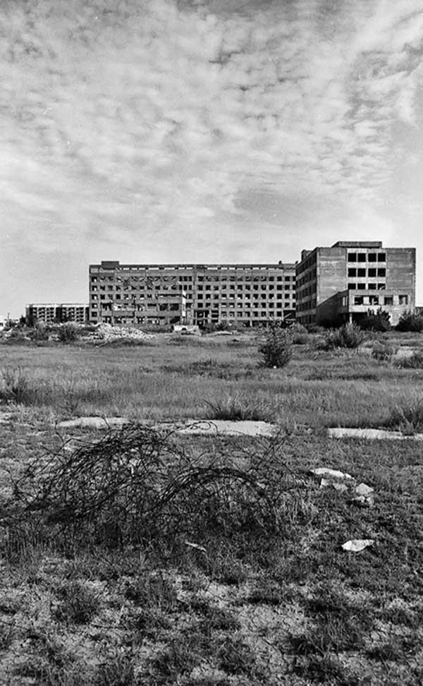 Half-Dead City Arkalyk