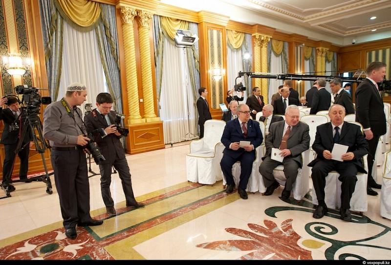 A Visit To Akorda, Presidential Palace Of Kazakhstan