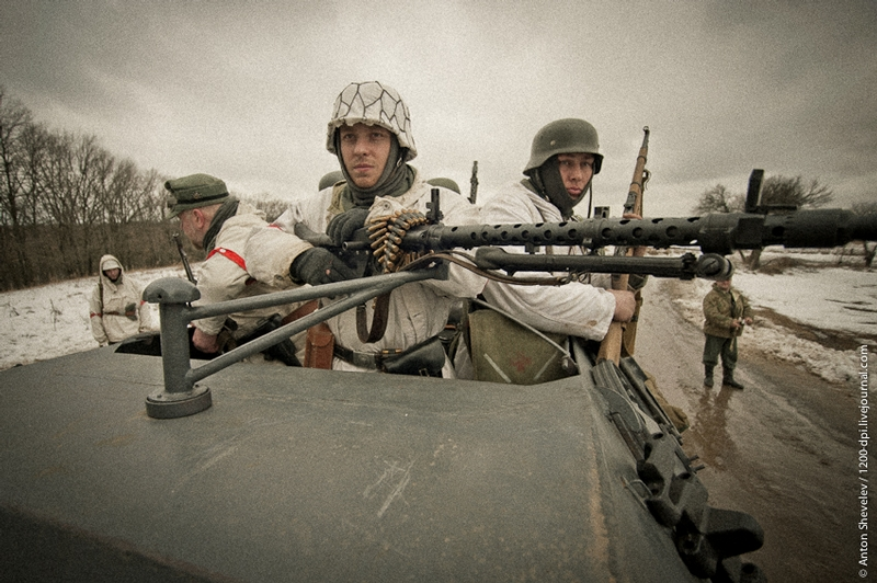 On The Armor Of The Victory 2012