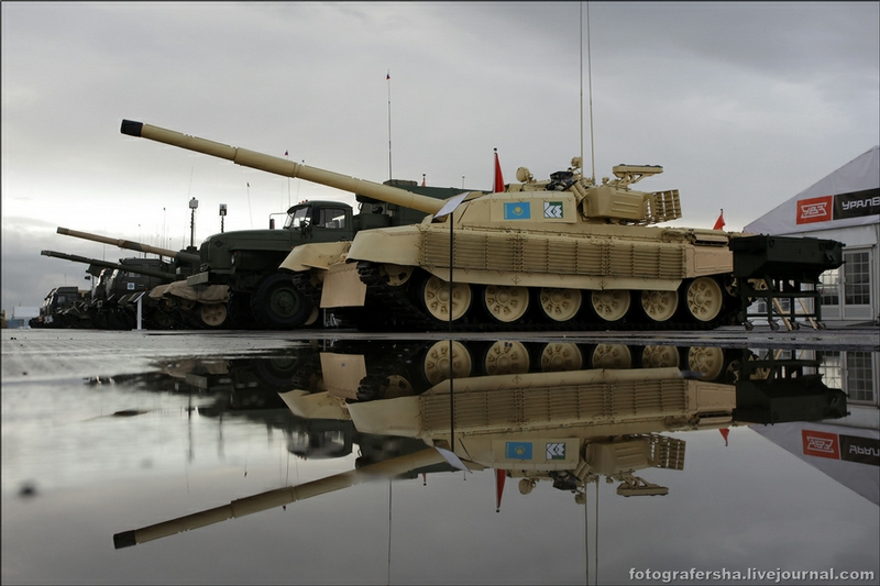 KADEX-2012 Or Armory Exhibition In Astana
